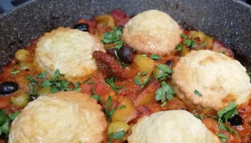 Smoky Arrabiata Vegetable Stew